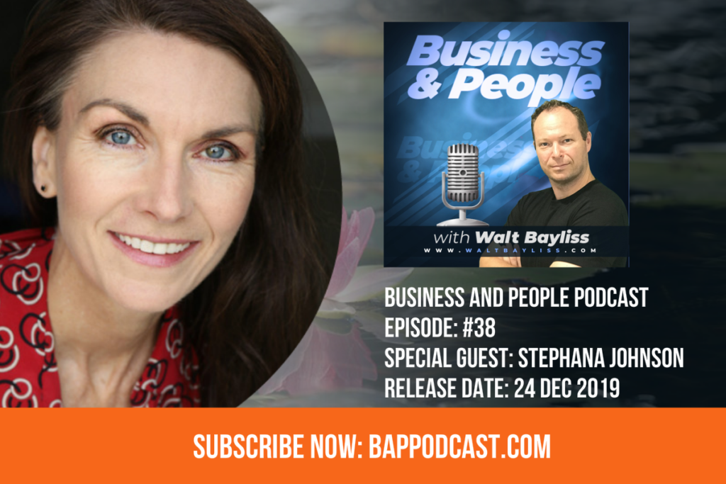 business and people podcast episode 38 staphan johnson