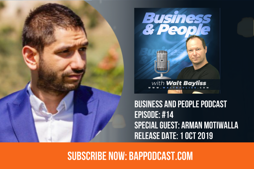 Business and People Podcast Episode 14