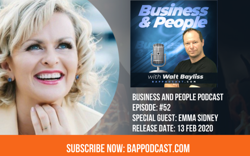 Business and People Podcast Episode 52
