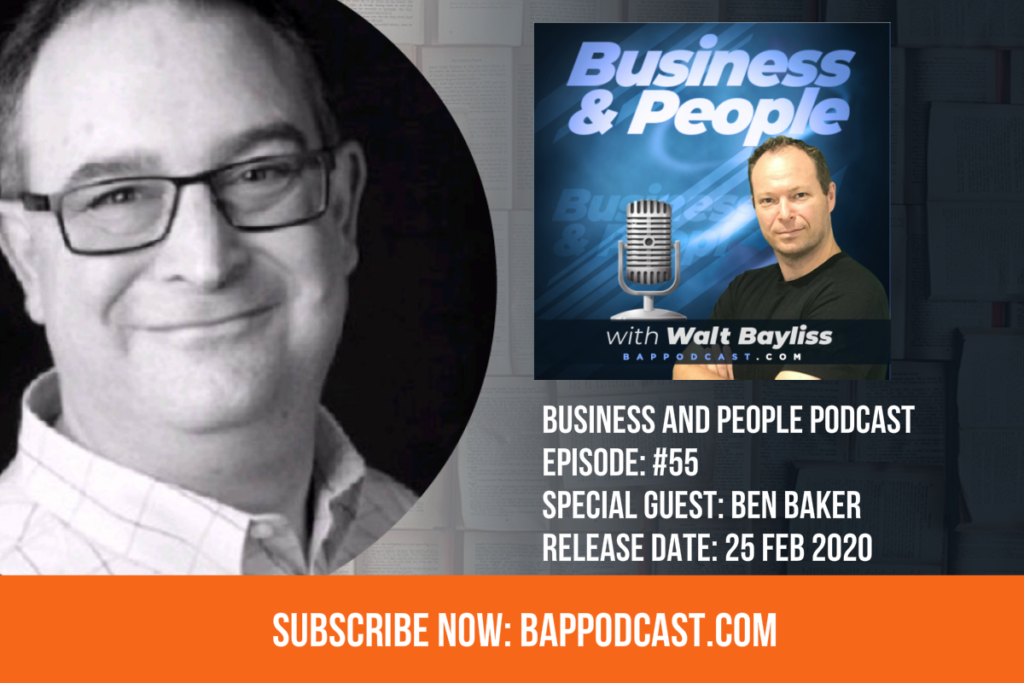 Business and People Podcast Episode 55